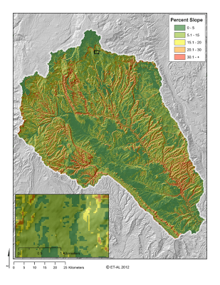 Escalante_Slope_Ungulate_distribution